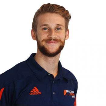 Liam Palmer Exercise Physiologist