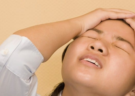 Migraine Headaches common in desk workers treated with Physiotherapy?