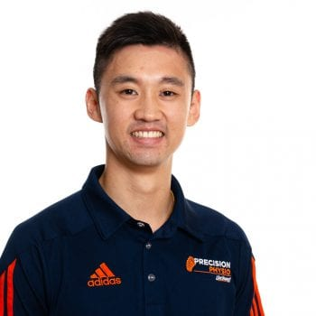 Dylan Fang Physio St Marys